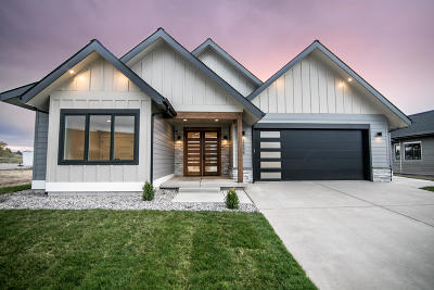 Missoula Single Family Home For Sale: 2605 Bunkhouse Place