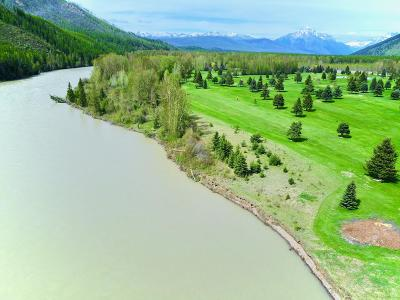 West Glacier, Polebridge Residential Lots & Land Under Contract Taking Back-Up : River Bend Drive