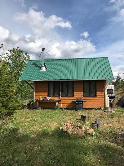 Neihart Single Family Home For Sale: 26 Hunters Ridge