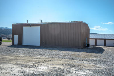 Flathead County Commercial Lease For Lease: Snowline Lane