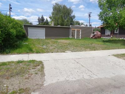 Butte Residential Lots & Land For Sale: 1869 Phillips Avenue