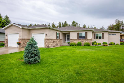 Kalispell Single Family Home For Sale: 122 Trevino Drive