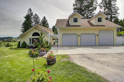Kalispell Single Family Home For Sale: 43 Frog Pond Lane