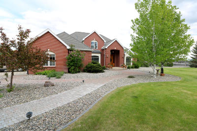 Helena Single Family Home For Sale: 5355 York Road