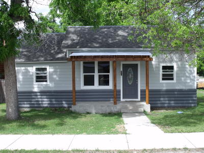 Hamilton Single Family Home For Sale: 711 North 3rd Street