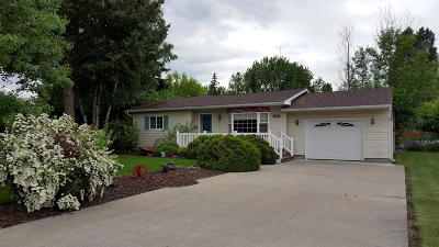 Kalispell Single Family Home For Sale: 124 North Cedar Drive