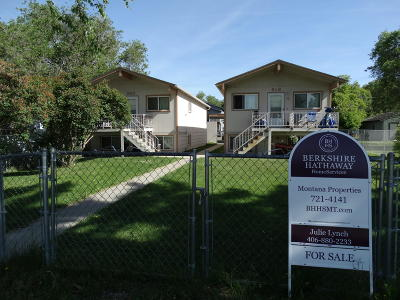 Multi Family Home Under Contract Taking Back-Up : 918 Palmer Street
