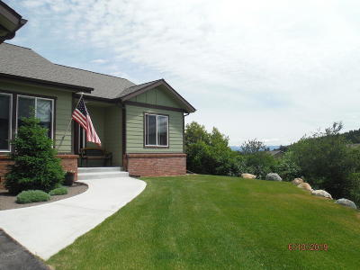 Kalispell Single Family Home For Sale: 1005 Monks Cove