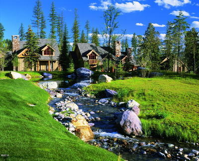 Whitefish Residential Lots & Land For Sale: 116 Huckleberry Lane
