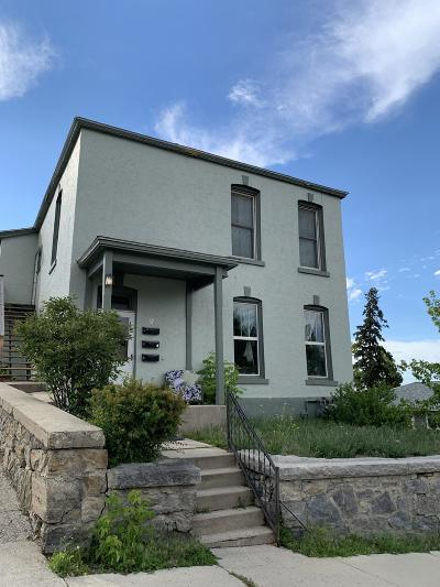 Multi Family Home For Sale: 12 South Ewing Street