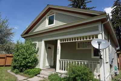Single Family Home For Sale: 1900 Montana Street