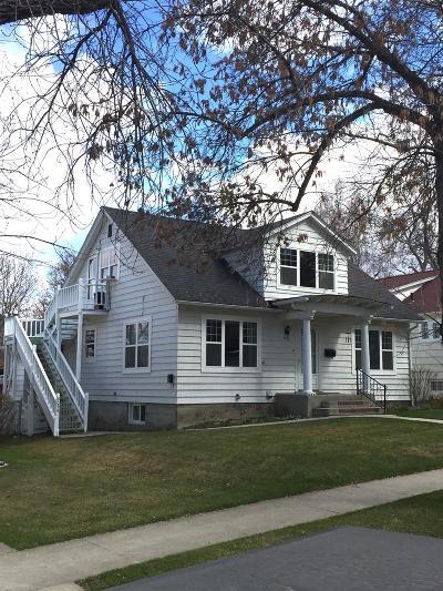 Multi Family Home For Sale: 805 Madison Avenue