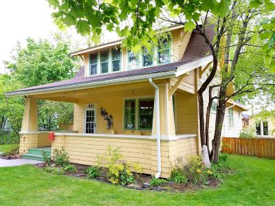 Missoula Single Family Home Under Contract with Bump Claus: 921 West Spruce Street