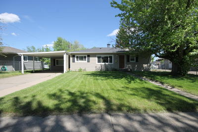 Single Family Home Under Contract Taking Back-Up : 725 51st Street South