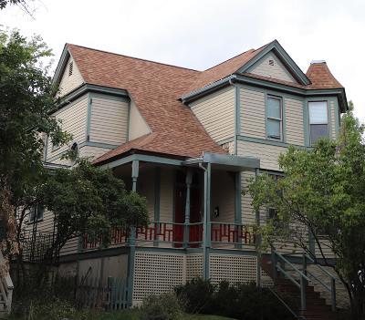 Helena Single Family Home For Sale: 831 East Broadway Street