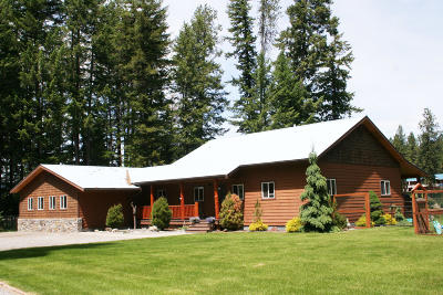 Thompson Falls Single Family Home For Sale: 15 Osprey Drive East