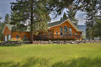 Thompson Falls Single Family Home For Sale: 18 Steamboat Way West