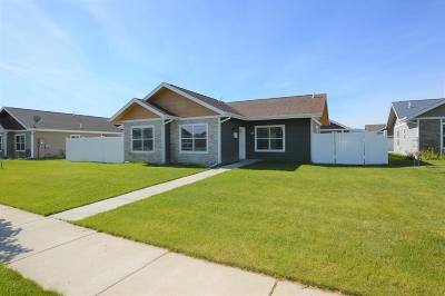 Flathead County Single Family Home For Sale: 260 Short Pine Drive
