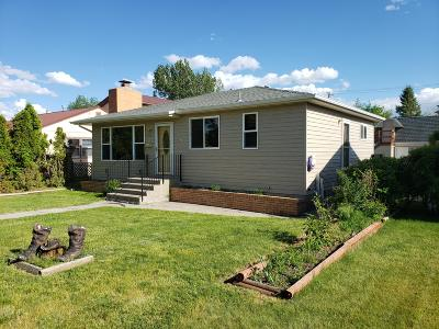 Great Falls Single Family Home Under Contract Taking Back-Up : 2916 8th Avenue North