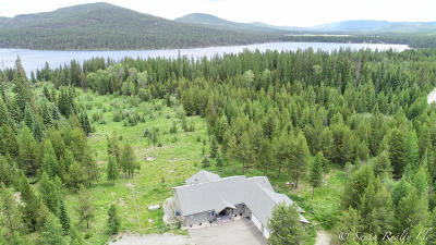Kila, Marion Single Family Home For Sale: 1160 South McGregor Lake Road