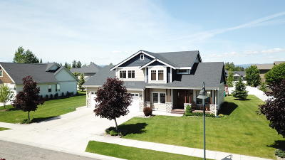 Kalispell Single Family Home For Sale: 22 Wheat Grass Lane