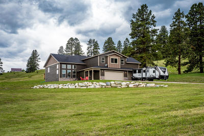 Kalispell Single Family Home For Sale: 216 Kienas Road