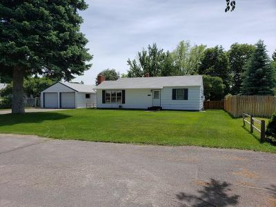 Kalispell Single Family Home For Sale: 752 1st Avenue East North