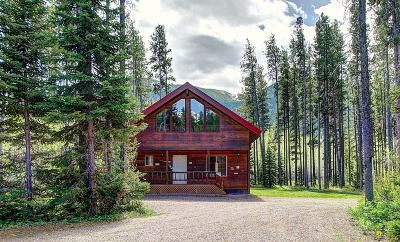 Flathead County Single Family Home For Sale: 80 Slippery Bill Road