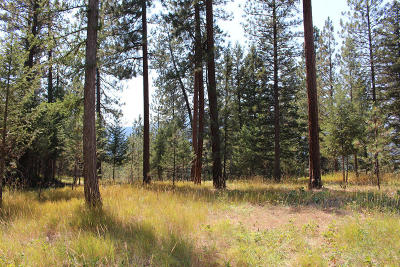 Missoula County Residential Lots & Land For Sale: Unk Cramer Creek