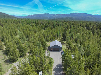 Lincoln County Single Family Home For Sale: 728 Rogers Mountain Loop