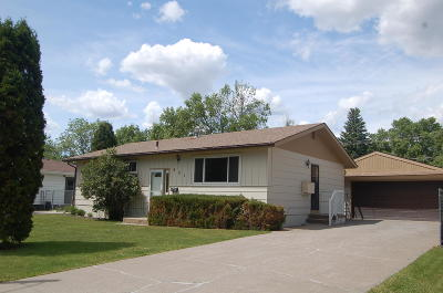 Single Family Home Pending: 621 27th Avenue North East