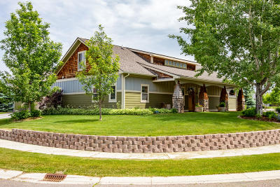 Kalispell Single Family Home For Sale: 121 Moes Run