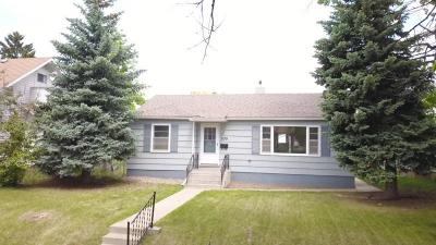 Great Falls Single Family Home Under Contract Taking Back-Up : 2109 5th Avenue North