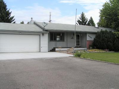 Kalispell Single Family Home For Sale: 2482 Mission Trail
