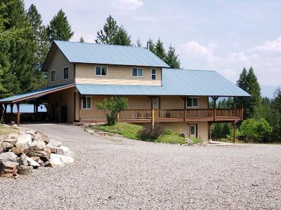 Trout Creek Single Family Home For Sale: 15 Moose Pond Lane West