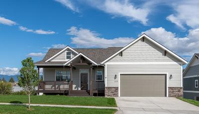 Kalispell Single Family Home For Sale: 223 Northland Drive