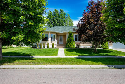 Kalispell Single Family Home For Sale: 27 Windward Loop