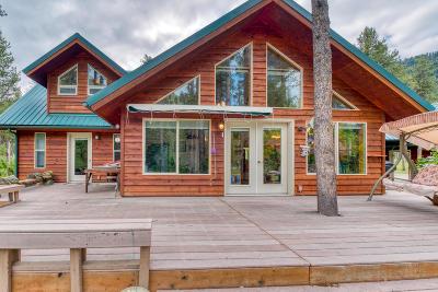Ravalli County Single Family Home For Sale: 180 Timber Ridge Drive