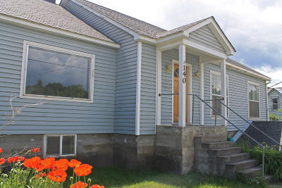 Eureka, Rexford Single Family Home Under Contract Taking Back-Up : 140 3rd Street East