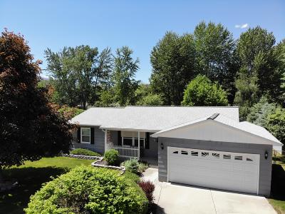 Missoula County Single Family Home For Sale: 10465 Lakewood Place