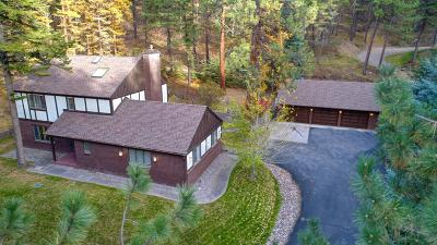 Missoula Single Family Home For Sale: 500 Colorado Gulch Road
