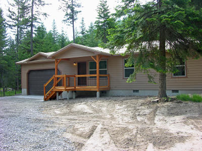 Thompson Falls Single Family Home For Sale: 8 Woodside Road