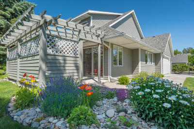 Hamilton Single Family Home For Sale: 33 Cheyenne Trail