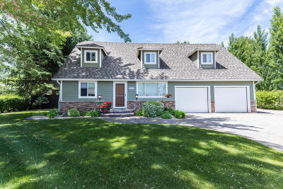 Missoula County Single Family Home For Sale: 10445 Lakewood Place