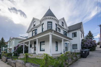 Multi Family Home For Sale: 401 West Granite Street