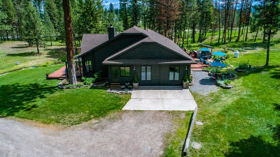Kalispell Single Family Home For Sale: 650 Rhodes Draw