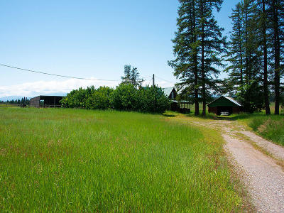 Kalispell Single Family Home For Sale: 5464 Highway 35