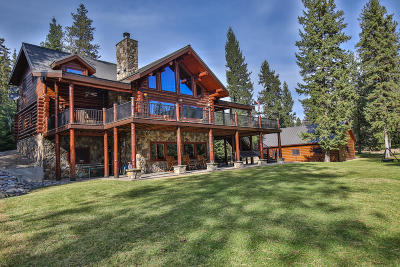 Thompson Falls Single Family Home For Sale: 33 Steep River Ranch Road