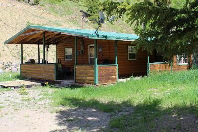 Neihart  Single Family Home For Sale: 635 North Main Street