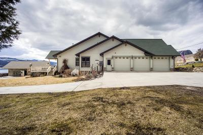 Lake County Single Family Home For Sale: 26611 Old Us Hwy 93